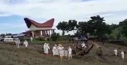Pasien Covid 19 Asal Pinrang Meninggal Dunia Di Kebumikan Di Tpu Bilalange Bacukiki Kota Parepare Pantau 24 Jam